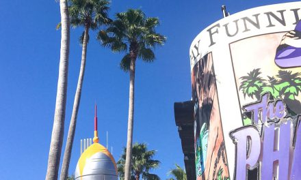 Unsere Erfahrung in Universal Studios in Orlando