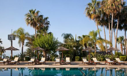HOTEL REVIEW: Amathus Beach Hotel in Limassol auf Zypern