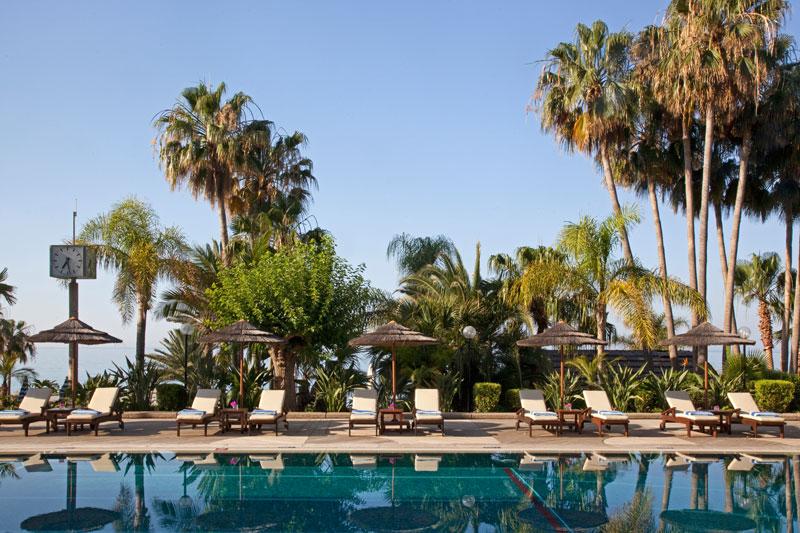 HOTEL REVIEW: Amathus Beach Hotel in Limassol auf Zypern