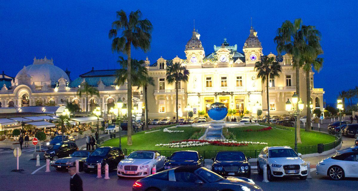 Auf der Privatparty von Fürst Albert in Monaco