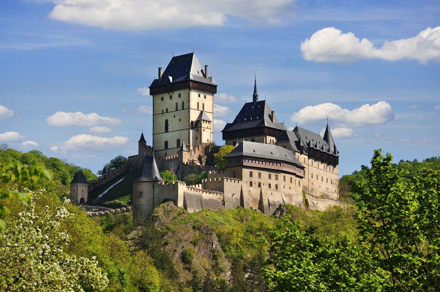 Fürstliche Erlebnisse in Tschechien: Burgen besuchen und in Schlössern übernachten
