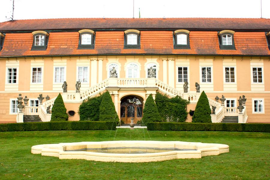 Tschechien_Schlosshotel_Stirin